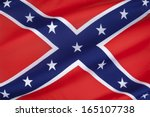 The Confederate Army Battle...
