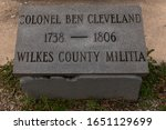 Wilkesboro  Nc Usa 02 19 2020 ...