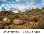 Boulders And Rock Formations In ...