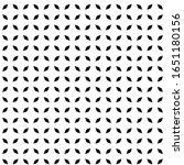 seamless pattern. pickets... | Shutterstock .eps vector #1651180156