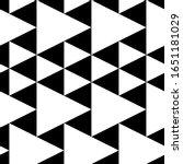 seamless pattern. figures motif.... | Shutterstock .eps vector #1651181029