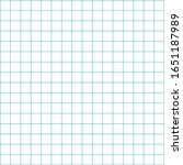 white graph paper with green... | Shutterstock .eps vector #1651187989
