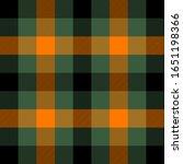 st. patricks day tartan plaid.... | Shutterstock .eps vector #1651198366