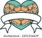 iconic tattoo style image of a... | Shutterstock .eps vector #1651316629