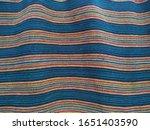 lurik fabric  traditional woven ... | Shutterstock . vector #1651403590