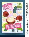 abstract splash food label... | Shutterstock .eps vector #1651564900