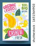 abstract splash food label... | Shutterstock .eps vector #1651564903