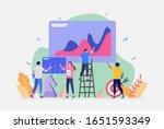 vector illustration  business...