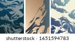 painting arts background with... | Shutterstock .eps vector #1651594783
