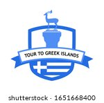 Greek Islands Cruise Banner....