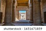 The Mortuary Temple Of Seti I...