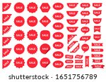 burst price boxes. sale  new... | Shutterstock .eps vector #1651756789