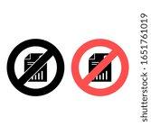 no contract  cv icon. simple...