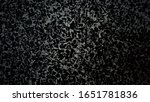 black background of small...   Shutterstock . vector #1651781836