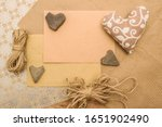 Romantic Vintage Card With...