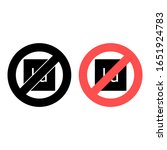 no indesign  text icon. simple...