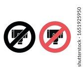 no smartphone  phone  arm icon. ...