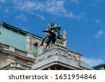 Vienna  Austria   07 17 2019 ...
