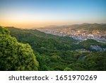 nagasaki city view in the... | Shutterstock . vector #1651970269