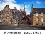 Esplanade Of Edinburgh Castle...