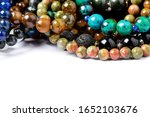 Different Natural Stone Beads...