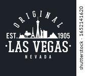 Las Vegas Nevada Skyline...