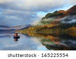 Autumn Colours In Highlands ...