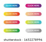 click here colorful button set. ... | Shutterstock .eps vector #1652278996