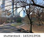 New York City Usa January 2020...