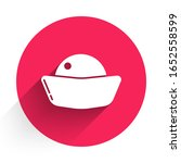 white sushi icon isolated with... | Shutterstock .eps vector #1652558599