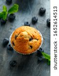 Blueberries Muffins  Cupcake...
