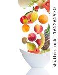 fruits | Shutterstock . vector #165265970
