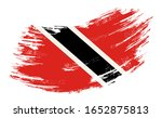 trinidad and tobago flag grunge ... | Shutterstock .eps vector #1652875813