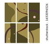 creative banner for story. set...   Shutterstock .eps vector #1653096526