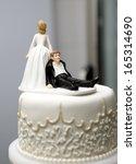 wedding topper | Shutterstock . vector #165314690