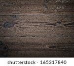 wooden background | Shutterstock . vector #165317840