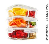 Glass Meal Prep Containers...