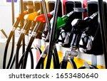 Colorul Fuel Gasoline Dispenser ...