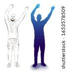 vector illustration of a... | Shutterstock .eps vector #1653578509