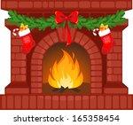 vector illustration of... | Shutterstock .eps vector #165358454