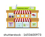 vector illustration of... | Shutterstock .eps vector #1653600973