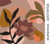 modern abstract art design with ... | Shutterstock .eps vector #1653730426