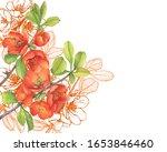 Floral Invitation Card Templat...
