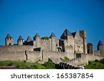 Medieval City Of Carcassonne ...