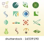 vector design elements | Shutterstock .eps vector #16539190