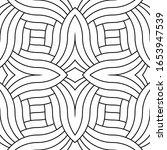 vector seamless geometric...   Shutterstock .eps vector #1653947539
