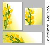 Yellow Tulips. Tulips Beautiful ...