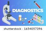 isometric online medical... | Shutterstock .eps vector #1654057396
