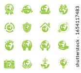 world earth day concept....   Shutterstock .eps vector #1654117483
