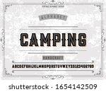 font.script.alphabet.typeface... | Shutterstock .eps vector #1654142509